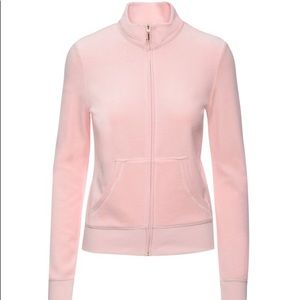 Juicy couture black label full zip jacket